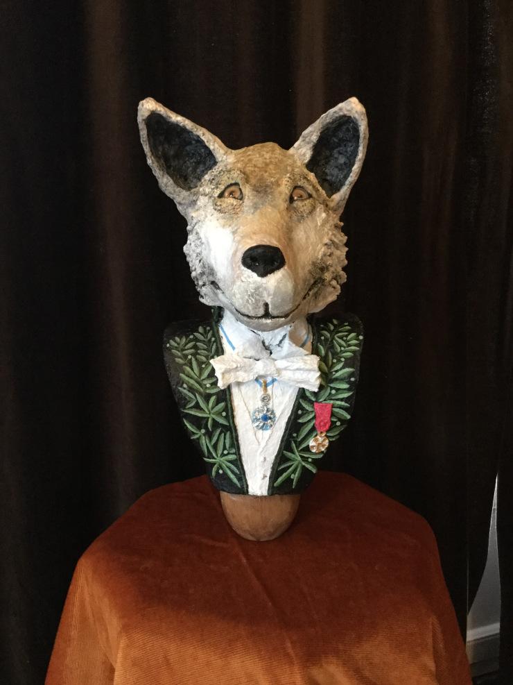 Le loup académicien