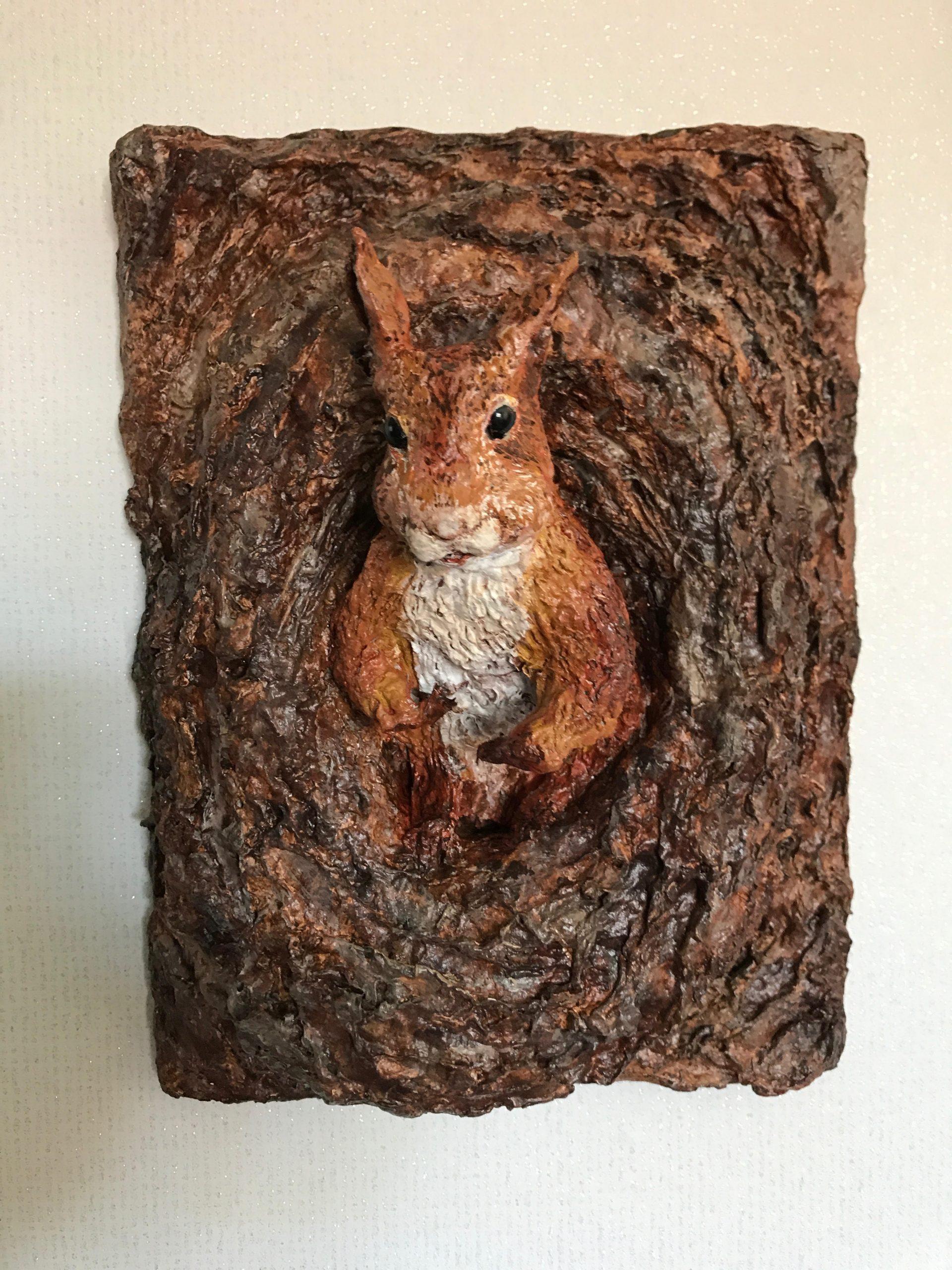 Noisette l'écureuil roux