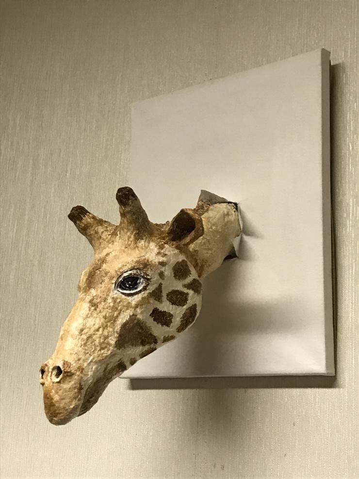 Steff la girafe
